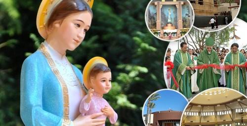 Our Lady of La Vang Giáo xứ Đức Mẹ La Vang