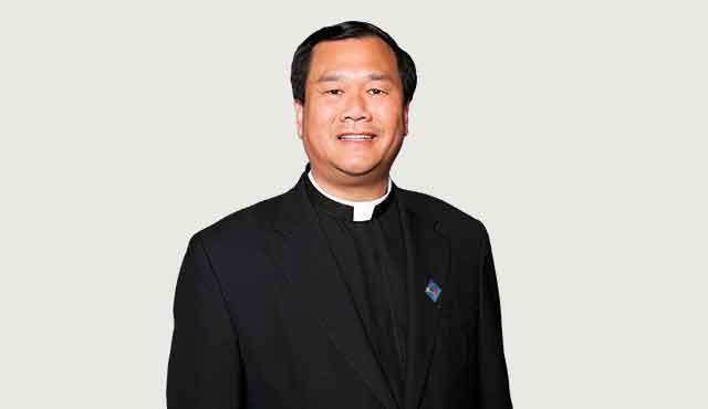 FATHER JOSEPH LUAN NGUYEN