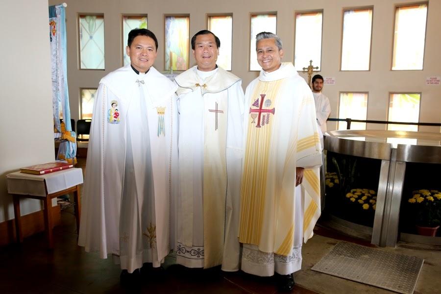 August 20 – 2016 Mừng Kính Bổn Mạng Giáo Xứ La Vang