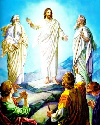 NGƯỜI BIẾN ĐỔI HÌNH DẠNG (6.8.2017 – Chúa nhật, Lễ Chúa hiển dung)