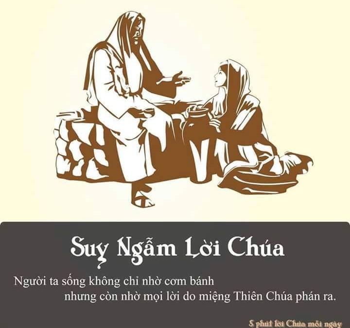 Chiêm ngưỡng nhan Cha (2.10.2017 – Thứ hai: Các Thiên thần hộ thủ)