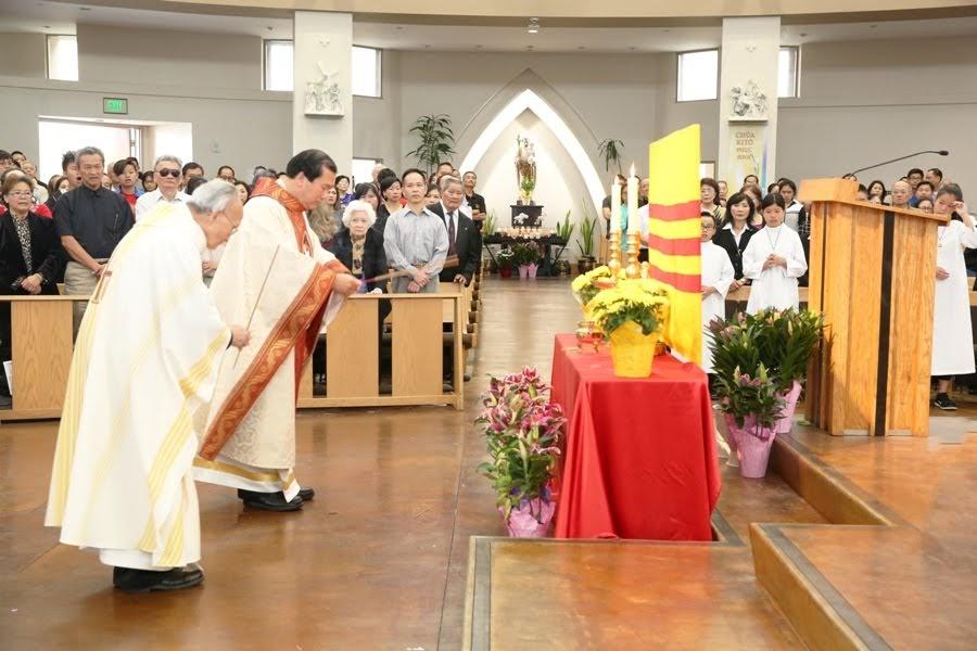 Giáo Xứ Đức Mẹ La Vang Kỷ niệm 30-04