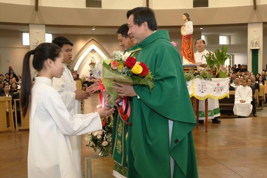 Ngày Hiền Phụ của Giáo Xứ Đức Mẹ La Vang