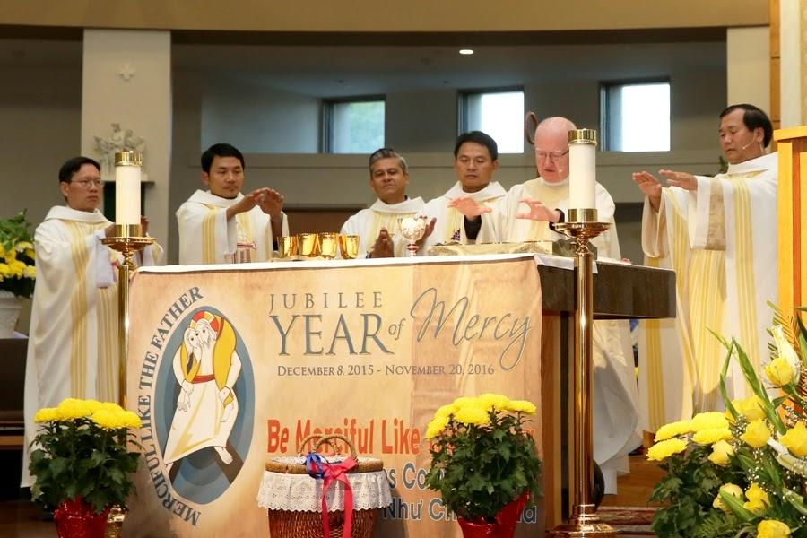 Kỷ niệm 10 năm Thánh Hiến Nhà Thờ GX Đức Mẹ La Vang