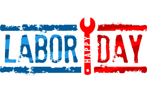 Happy Labor Day 2017