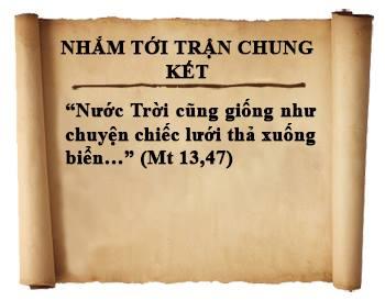 03.08.2017 THỨ NĂM ĐẦU THÁNG TUẦN 17 TN