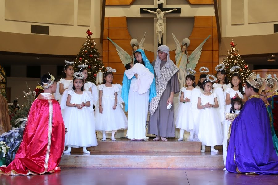 Merry Christmas – Our Lady of LaVang Church