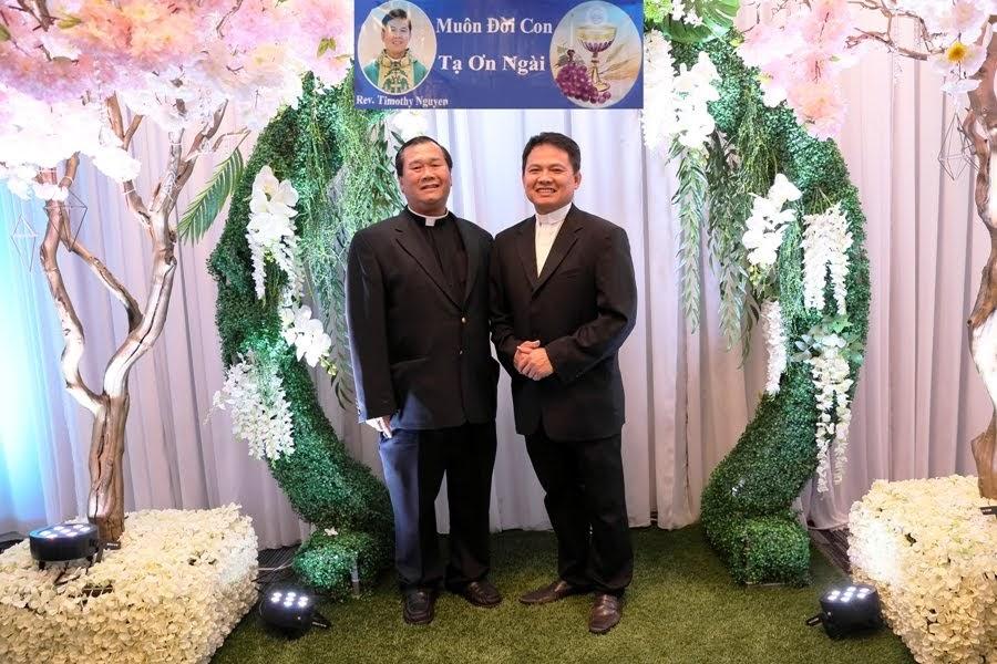 Tiệc Tri Ân Cha Timothy Nguyen