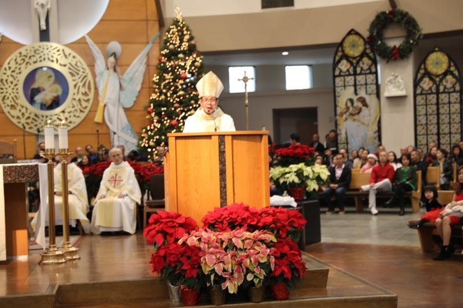DEC 25 2019 Đại Lễ Giáng Sinh Đức Mẹ La Vang