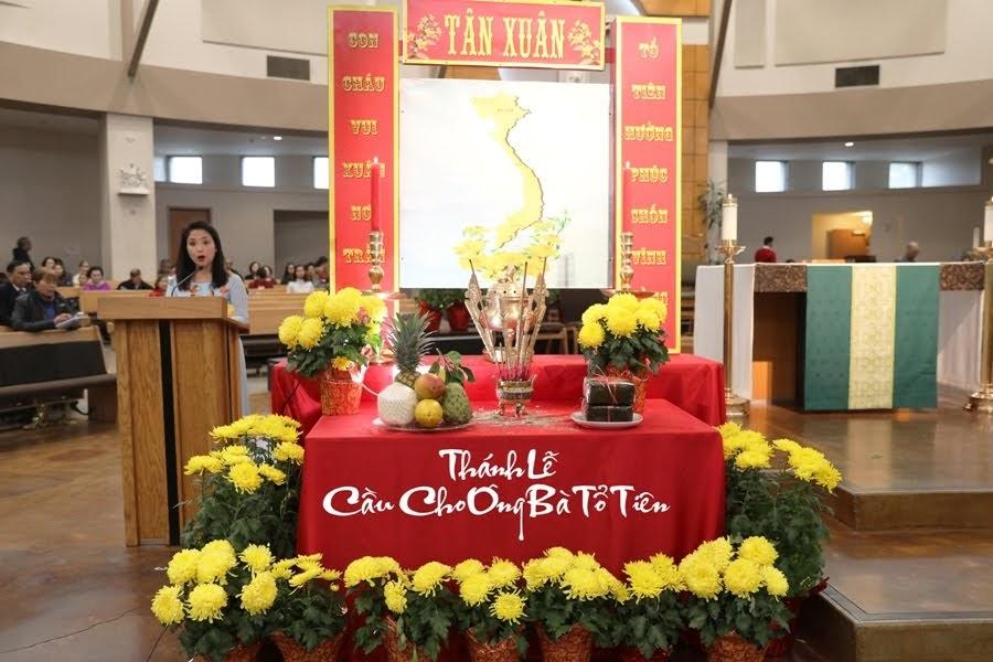 JAN 26 2020 Giáo Xứ La Vang Cầu cho Tổ Tiên