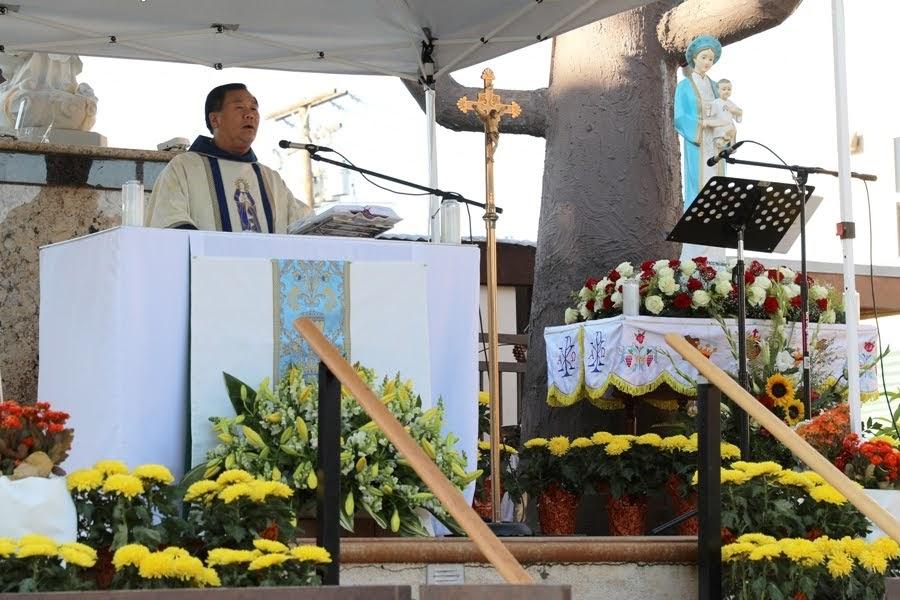 AUG 14 2020 Thánh Lễ Đức Mẹ Maria Hồn Xác Lên Trời