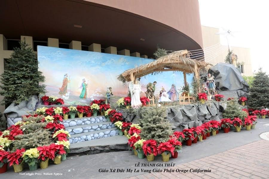 Lễ Thánh Gia Thất – Dec 27, 2020